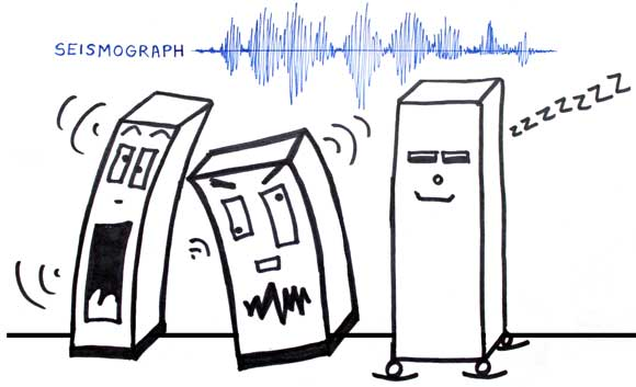 seismograph cartoon