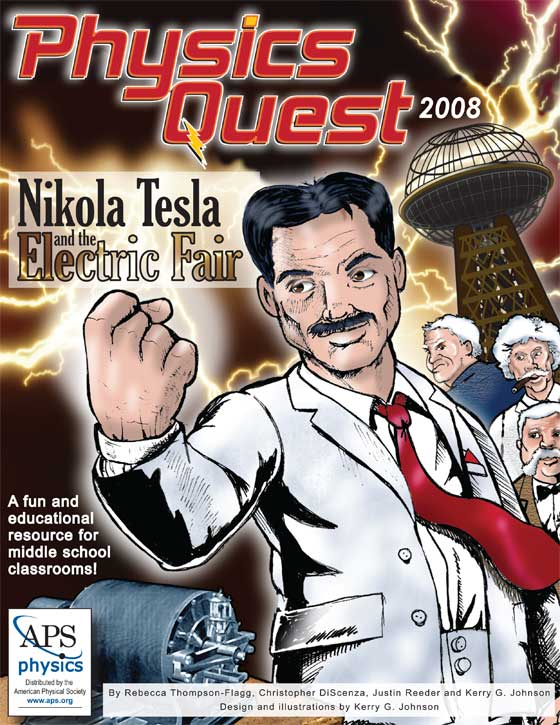 Nikola Tesla and the Electric Fair