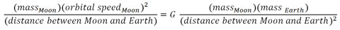 Gravitational Equation