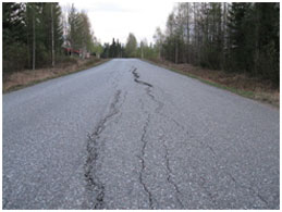 Asphalt damaged by heavy traffic or weather can be costly to repair and dangerous.