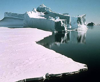 Mawson Ice Edge