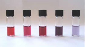 Nanoparticle Solution
