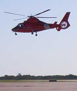 US Coast Guard Chopper