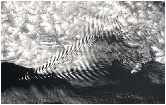 cloud waves