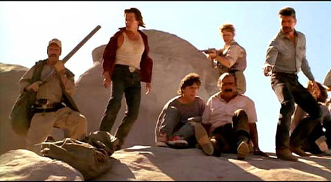 Tremors Screen Capture