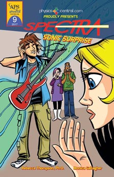 Click here to read Spectra 9: Spectra's Sonic Surprise!