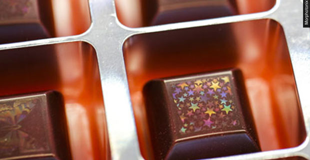 Holograms: From Credit Cards to Chocolate<br> Holograms' uses range from the practical to the purely aesthetic.